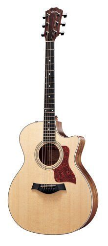 Taylor Guitars 414ce Grand Auditorium Acoustic Electric Guitar.