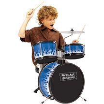 Walmart: First Act Drum Set