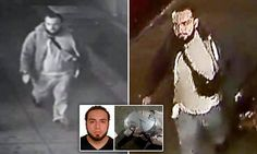 NEW YORK... Ahmad Khan Rahami allegedly left fingerprints and used his OWN cell phone as a detonator on failed device in terror attacks | Daily Mail Online