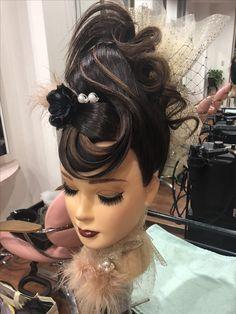 High Fashion Hair, Hair With Flair, Competition Hair, Avant Garde Hair, Hair Upstyles, Hair Arrange, Hair Setting, Hair Shows, Creative Hairstyles