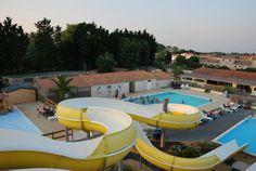 Camping Vendée avec espace aquatique - CAMPING LA DIVE - Côte atlantique