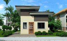 Công ty xây dựng Thanh Niên xin Tư vấn xây nhà cấp 4 diện tích 5x9m cho gia đình chị Thanh ngụ tại Cần Thơ.  đây là mẫu nhà cấp 4 nhỏ đẹp có...