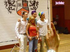 RBD em coletiva de imprensa no Brasil (03.02.06) - 032 - RBD Fotos Rebelde…