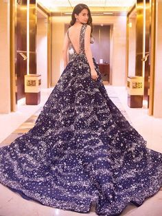Blink gown by zuhair murad