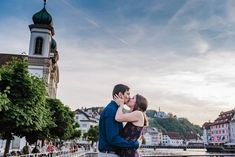 I always tell my clients that sunset is the most GORGEOUS time to take their photos. Lucerne, When Us, Photoshoot, Magic, Sunset, Couple Photos, Couples, Couple Shots, Photo Shoot