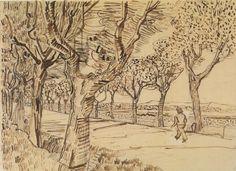 Vincent Van Gogh, Van Gogh Drawings, Van Gogh Paintings, Gustav Klimt, Alberto Giacometti, Desenhos Van Gogh, Van Gogh Arte, Monet, Drawing Apple
