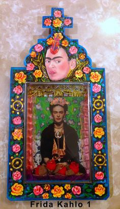 House of Guadalupe - Mexican Folk Art ONLINE SHOP — Shrines 4