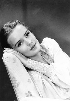 Frances Farmer This lady went through hell.  Poor thing.  If you haven't seen the movie about her, you should.