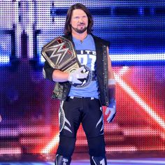 SmackDown 1/3/17: AJ Styles and John Cena's Royal Rumble WWE Championship Match Contract Signing
