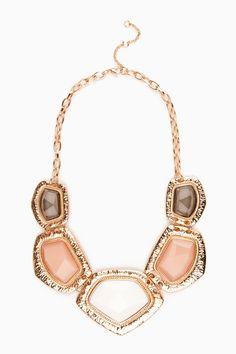 ShopSosie Style : Bold Beauty Necklace