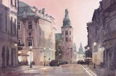 Krakow by micorl on DeviantArt