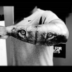 40 Lion Forearm Tattoos For Men