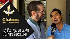 10º Festival do Japão no I. C. Nipo Brasileiro de Campinas Programa da APESEC, apresentado por Claudinei Corsi, com a melhor cobertura dos eventos sociais e esportivos dos clubes associados de Campinas e região. A produção de vídeo é do SM estúdio - www.smestudio.com.br