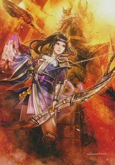 Ina - Samurai Warriors