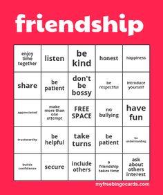Bingo Card Preview