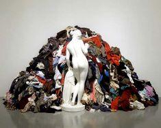 Michaelangelo Pistoletto - Venus of the Rags
