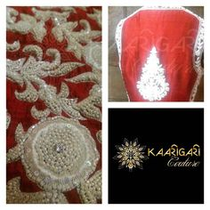 Sneak peek! Our embroidery love continues... WhatsApp us on 0044-7895709958 (UK) or  0091-9815644655 (India); or email us at info@kaarigaricouture.com #boutique #indianweddingseason #indianbrides #indiancouturedesigner #indian #indianfashionstore #indianweddings #indianbride #indianbridesmaids #weddingsangeet #asianweddings #punjabiweddingsarethebest #punjabiwedding #punjabi #desibride #141#like4like #likeforlike #likeforlikes #instanew #embroidery #handembroidery #handwork #indianfashion…