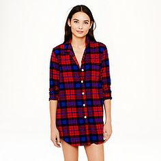 Women's Sleepwear - Women's Pajama Sets, Sleep Shirts & Silk Camisoles - J.Crew