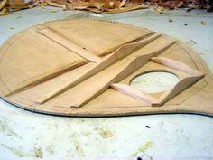 Guitar Building, Acoustic Guitar, Ukulele, Workshop, Guitars, Design, Hand Fans, Tools, Mandolin