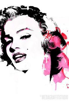 Marilyn Monroe Xoxo
