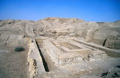 URUK - Temple du Bit-Resh