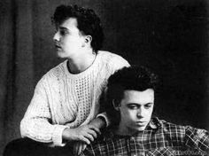 Tears for Fears... if any of my friends are looking at this, don't start talking about how gay this picture is... again.