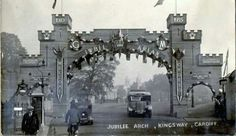 Cardiff City, Cymru, Northern Ireland, Welsh, Homeland, Old Photos, Big Ben, United Kingdom, Scotland
