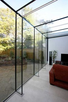 A guide to designing and selecting the right type of glass extensions available