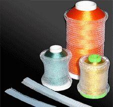 Dealing with Metallic Thread
