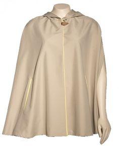 Chic, light, but effective rain coat? yes please