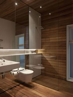 turn bathroom into sauna