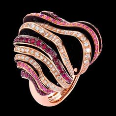 De Grisogono Pigna Collection - Ring.