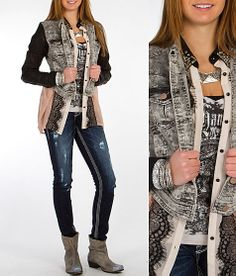 """My outfits this week were extra cute, if I do say so myself """"Shine On"""" www.buckle.com"""