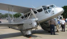 de Havilland DH 89 Dragon Rapide performance and specifications