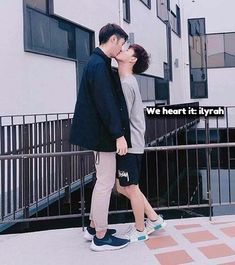 Imagem de couple, love, and ulzzang couple