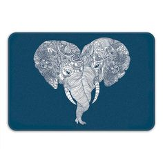 Hey, I found this really awesome Etsy listing at https://www.etsy.com/listing/245551252/punch-trunk-love-memory-foam-bath-mat
