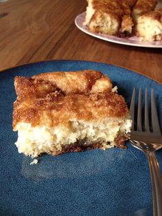 Forsyth County: Moravian Sugar Cake