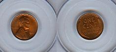 G.R. Tiso Numismatics, Inc.,  has this item on Collectors Corner - 1915 1C MS66RD PCGS