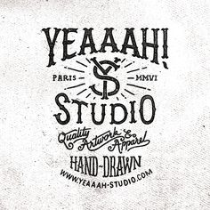 Studio on Typography Served Typography Served, Typography Letters, Typography Design, Hand Drawn Type, Types Of Lettering, Tattoo Fonts, Typography Inspiration, Trendy Tattoos, Sleeve Designs