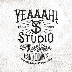 Yeaaah! Studio Branding