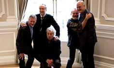 Monty Python's surviving members