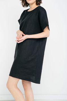 Georgia Dress in Linen