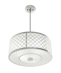 Shop DVI Trilogy Large Pendant at Lowe's Canada. Find our selection of pendant lights at the lowest price guaranteed with price match. Bedroom Light Fixtures, Bedroom Lighting, Home Lighting, Pendant Lighting, Multi Luminaire, Renovation Hardware, Lighting Showroom, Lowes Home Improvements, Chrome
