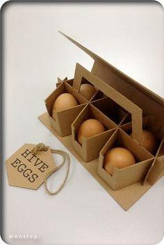 16 Creative Egg Packaging Ideas