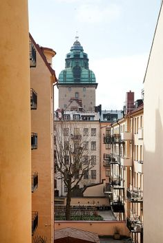 Lagenhetsbrand pa kungsholmen 1