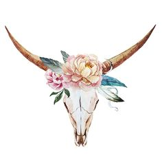 Molly The Steer Canvas Wall Art - Urban Gypsy - T&W Unbranded Events 2015