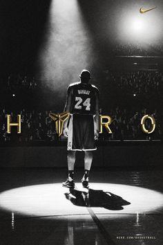 Kobe Bryant - our Hero
