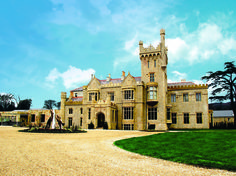 Readers' Rating: 83.886Flanked by 43 woodland acres, the fifteenth-century Lough Eske Castle is properly lavish, yet somehow warmly welcoming. Friendly and attentive staff are on hand to provide assistance with luggage and parking