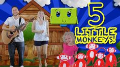 The ULTIMATE 5 Little Monkeys song! Fun & Educational! Check out Play Along's playlist at www.youtube.com/playalongwithus