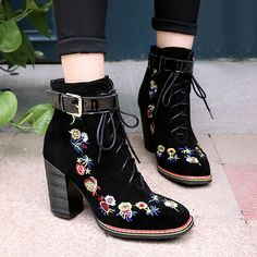 >>>This DealsEthnic Style Embroidery Black Leather Women Ankle Boots 2017 New Sexy Thick High Heels Dress Shoes Woman Lace Up Short BootiesEthnic Style Embroidery Black Leather Women Ankle Boots 2017 New Sexy Thick High Heels Dress Shoes Woman Lace Up Short BootiesLow Price...Cleck Hot Deals >>> http://id065243819.cloudns.pointto.us/32739234371.html